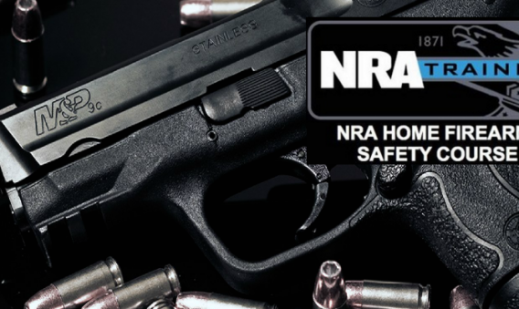 Home Firearm Safety Training Course