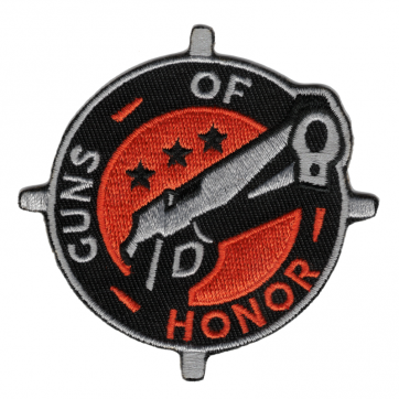 Guns of Honor Souvenir Patch